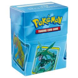Pokémon-Boite de protection plastique