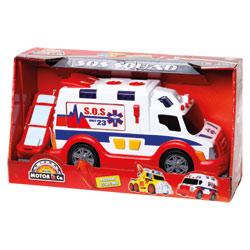 Ambulance ou Dépanneuse