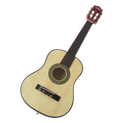 Guitare Bois 76 cm