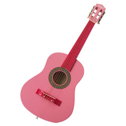 Guitare Bois Rose 76 cm