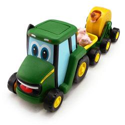 Johnny le Tracteur et son attelage musical