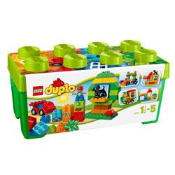 105472 - LEGO® DUPLO Jardin en Fleurs