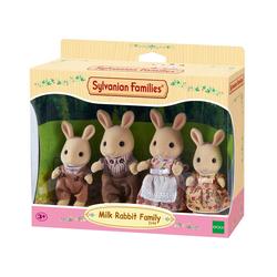 Famille Lapin crème