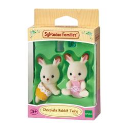 Sylvanians Families-Jumeaux lapins chocolat