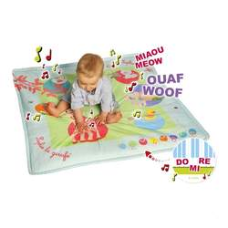Tapis touch & play Sophie la girafe