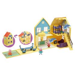 Peppa Pig Maison de Luxe avec 2 personnages