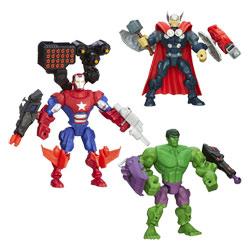 Figurine Super Hero Mashers Battle Uprade