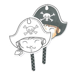 Graffy Stick Pirate