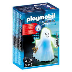 6042 - Fantôme avec Led multicolore - Playmobil Knights