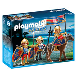 6006 - Chevaliers du Lion Impérial - Playmobil Knights