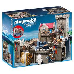 6000 - Château des chevaliers du Lion Impérial - Playmobil Knights