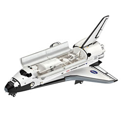 Maquette navette spatiale Atlantis