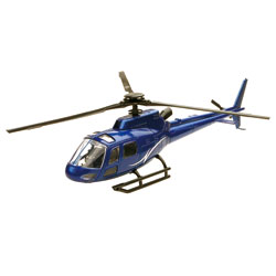 Hélicoptère Eurocopter Ecureuil AS350