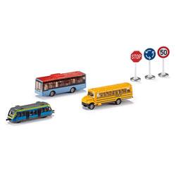 Coffret Cadeau Transports Urbains