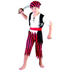 Costume Pirate 4/6 ans