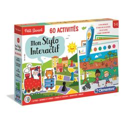 Stylo parlant 60 activités
