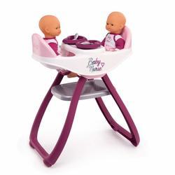 Baby nurse - chaise haute jumeaux - transformable en bascule - + 4 accessoires inclus