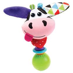 Hochet Vache