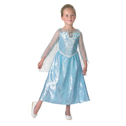 Panoplie Lumineuse Elsa 7/8 ans