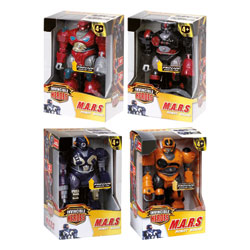 Robot Mars Squad 17 cm