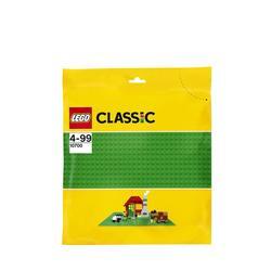 10700-La plaque de base verte Lego Classic