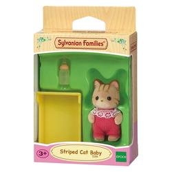Bébé chat tigre Sylvanian