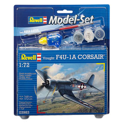 Maquette avion Corsair