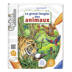 Tiptoi grand imagier animaux