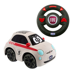 Fiat 500 Radiocommandée