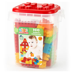 Baril 100 briques