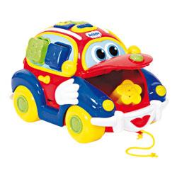 Ma voiture boite à formes