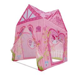 Tente Château rose