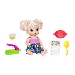 Poupée Baby Alive gourmande Blonde