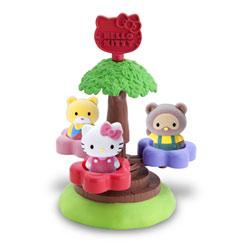 Le manège d'Hello Kitty