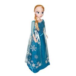 Poupée Elsa Reine des Neiges 90 cm