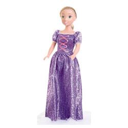 Poupée Raiponce 90 cm - Disney Princesses