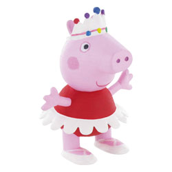 Figurine Peppa Pig Dance