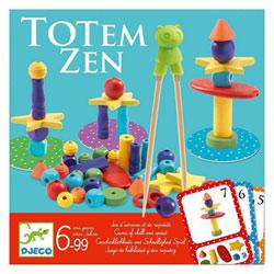 Jeu d'adresse Totem Zen