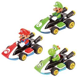 Coffret de 3 véhicules Mario Kart 8