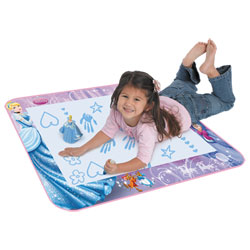 Tapis Aquadoodle Disney Princesses