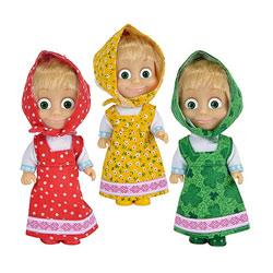 Masha et michka-poupée masha en couleur