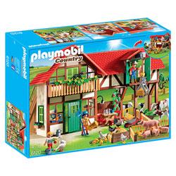 6120 - Playmobil Country - Grande Ferme