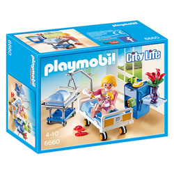 6660 - Chambre de maternité - Playmobil City Life