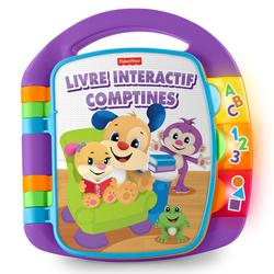 Livre interactif de comptines
