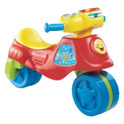 Porteur Cyclo-moto 2 en 1