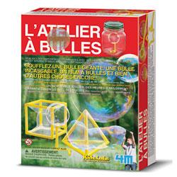 Kit l'atelier des bulles