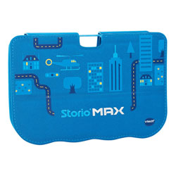 Storio max 5 - Etui support bleu