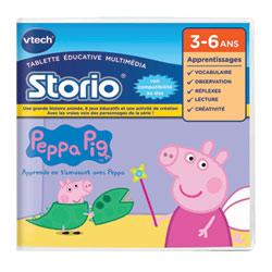 Jeu Storio Peppa Pig