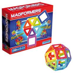 Magformers-Boite de 30 pièces