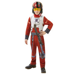 Panoplie Poe X-Wing Fighter Star Wars 7-8 ans